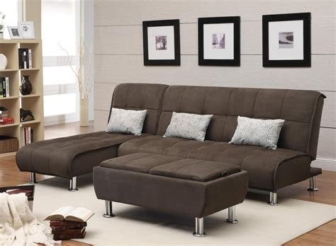 Apartment Size Sleeper Sofa Design Homesfeed Apartment Sectional Sofas