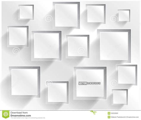 eps format web design vector abstract background square web design stock vector
