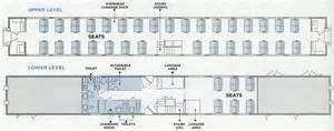 Superliner Floor Plan Amtrak Superliner Floor Plan