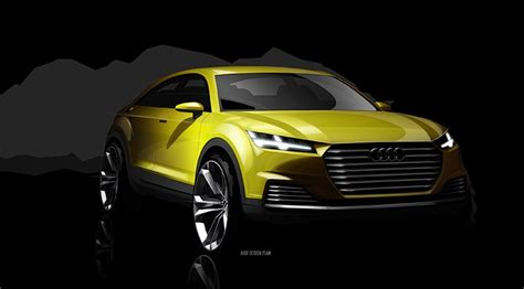 Audi Tt 4x4 by Audi Tt Offroad Concept To Get Nod For 2017 Launch As Ttq