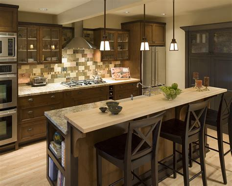 Houzz Kitchen Island Ideas Dining Room Fireplace Home Design Ideas Pictures Remodel And Decor