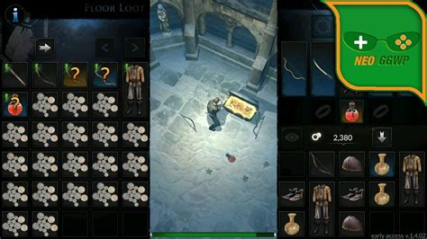 heretic apk heretic gods android apk hack and slash dungeon gameplay stage 1 3