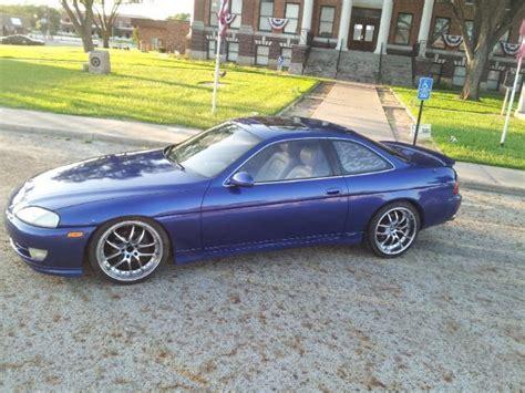 lexus sc400 blue lexus sc coupe 19940000 blue for sale jt8jz31c6r0019166