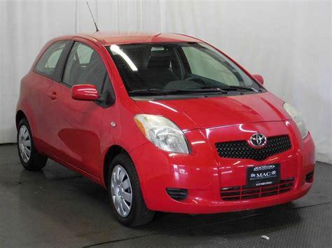 Toyota Yaris 2007 For Sale 2007 Toyota Yaris For Sale In Cincinnati Oh