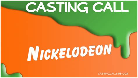 teen models new york open calls teens for nickelodeon auditions for 2018