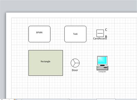 Visio Desk Shapes Visio Desk Shapes Free Visio Icons From Vsd Grafx Packetlife Net Computer Desk Visio Stencils