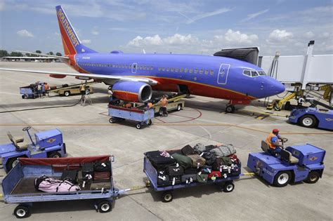southwest baggage fees southwest airlines seeks more revenue but rules out bag