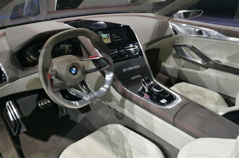 2019 Bmw 8 Series Interior by 2019 Bmw 8 Series Coupe Price Specs 2018 2019 Car Models