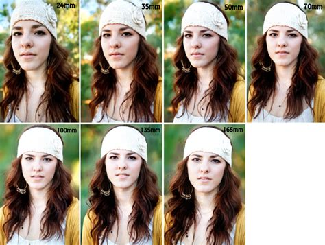 portraits at different focal lengths the ideal focal length for portraiture a photographer s