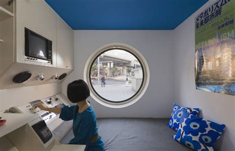 Micro Homes Interior by Does London Need Tokyo Style Capsule Homes
