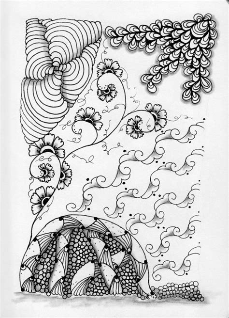 zentangle pattern henna drum 1000 images about zentangle on pinterest