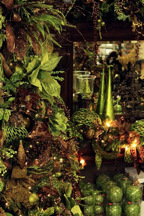 1000 images about green brown christmas on pinterest