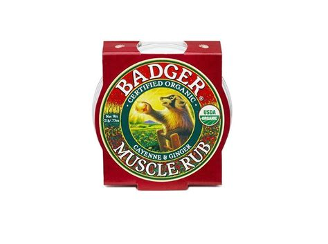 Badger Organic Nursing Balm 21g badger balm mini rub 21g grafton s