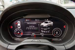 Audi S3 Mmi Screendrive The 2017 Audi S3 Reinvents The Moving Screen
