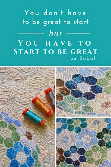 Free Quilting Ebooks by Starting Your Free Motion Quilting Journey Geta S