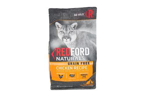 redford naturals food redford naturals grain free chicken recipe cat food 4 pounds petsuppliesplus