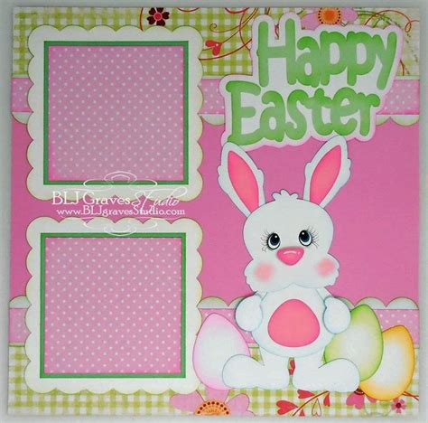 scrapbook layout easter 208 best images about scrapbooking easter on pinterest