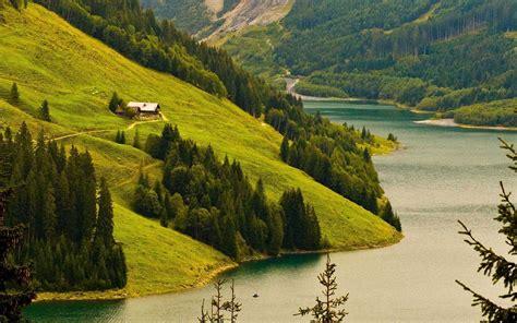 love wallpaper gambar pemandangan alam  indah