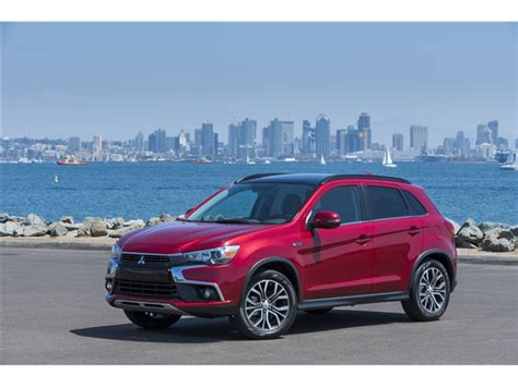 2017 mitsubishi outlander sport custom 2017 mitsubishi outlander sport prices reviews and