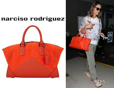 Who Wore Narciso Rodriguez Better Sevigny Or Amanda Bynes by Alba S Narciso Rodriguez Trapezoid Duffel