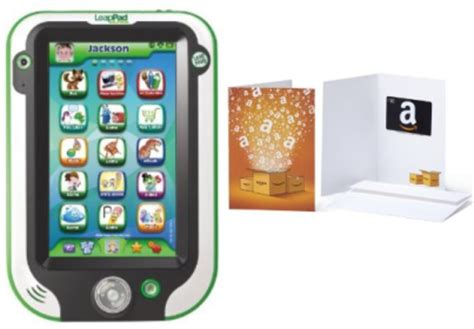 Leapfrog Gift Card - leapfrog leappad ultra tablet 133 86 30 amazon gift card
