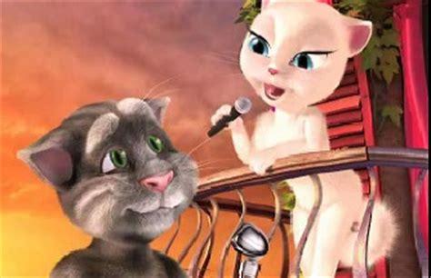 konusan kedi tom oyna komik oyunlar
