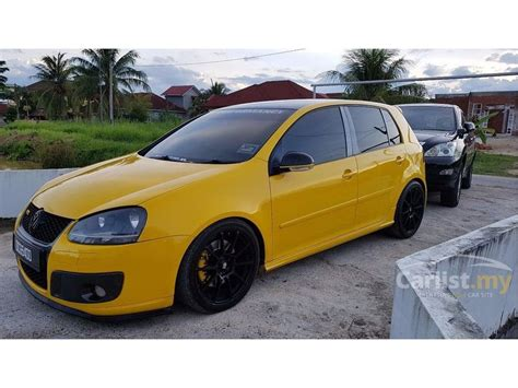 2009 Vw Golf by Volkswagen Golf Gti 2009 In Kelantan Automatic Yellow For