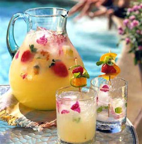 delicious summer drink recipes non alcoholic