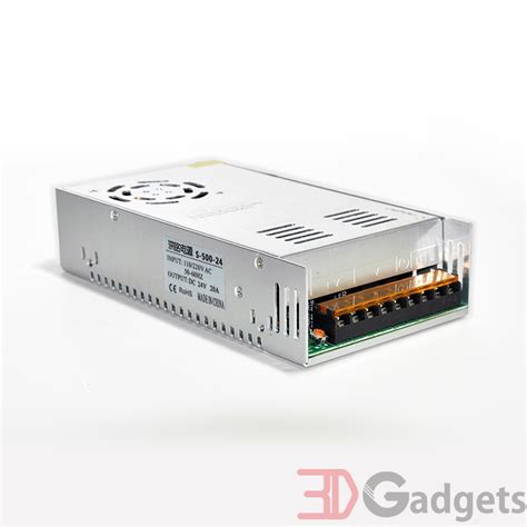 gcs switching power supply 24v 20a 24v 500watt 20a switching power supply with fr4 pcb