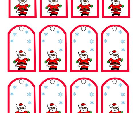 large printable gift tags from santa captivating labels also gift tags little gift to free