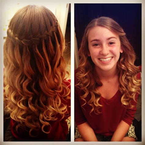 homecoming hairstyles for a strapless dress 103 best images about homecoming dresses hair on pinterest