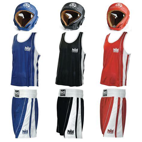 sponsorship boxing bundle punch equipment 174