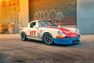 Magnus Porsche Magnus Walker And His One Of A Outlaw 911 T