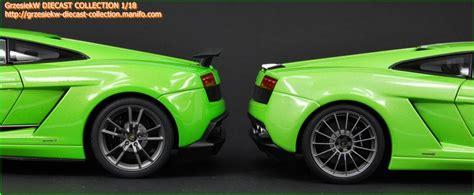 Lamborghini Gallardo Lp550 4 Lamborghini Gallardo Lp550 2 V Balboni Green Vs Gallardo