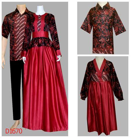 Pasangan Batik Kebaya Modern Sarimbit Keluarga Seragam Fal Jual Batik Keluarga Sarimbit Family Model Batik