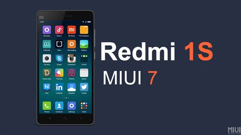 install themes on redmi 1s how to install miui 7 rom onxiaomi redmi 1s naldotech