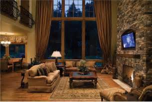 living room rustic living room design ideas with drapery