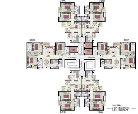 cluster home floor plans jaypee greens kensington park sector 133 noida