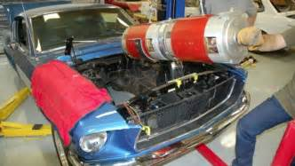 Electric Car Conversion Engine Win Or Rodders Create Ev Conversion Kit For