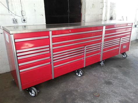 Used Metal Cabinets For Sale Buy Snap On Quot Mr Big Quot Kexn725a Monster Tool Box Motorcycle
