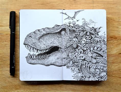 kerby rosanes sketchbook artist kerby rosanes creates sketchy stories