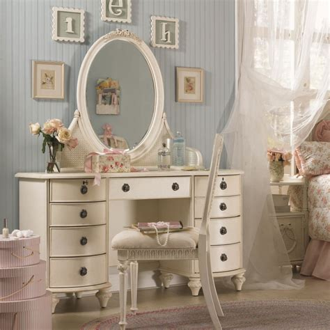 girls bedroom vanity grey girls bedroom decorated with small white vanity desk