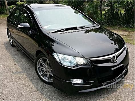 how cars run 2007 honda civic parental controls honda civic 2008 s i vtec enhanced 2 0 in kuala lumpur automatic sedan black for rm 66 500