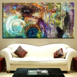 Decorative Paintings For Home 25 Creative Canvas Wall Ideas For Living Room