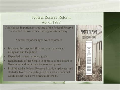 federal deposit insurance act section 19 the federal reserve system