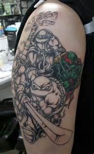 teenage mutant ninja turtles tattoo tmnt pinterest