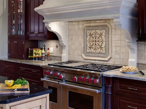 traditional kitchen tile backsplash ideas the attraction hgtv