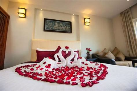 honeymoon in hotel room reception area picture of angkor boutique tropic hotel siem reap tripadvisor