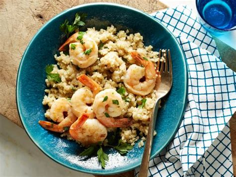 carbohydrates in grits healthy garlic shrimp and quinoa grits recipe food