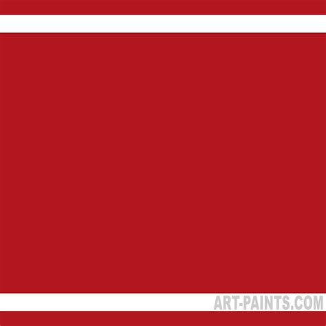 red paint colors crimson red nupastel 48 set pastel paints np256